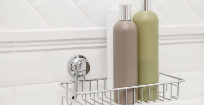 How to Make Suction Cups Stick in Shower