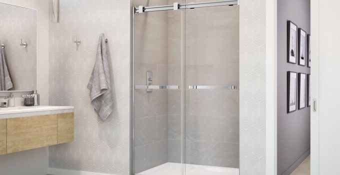 How to fix leaking shower without removing tiles